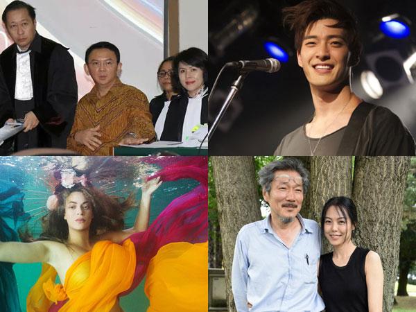 Isu Sadap SBY-Ahok Hingga Perselingkuhan Artis Korea Jadi Berita Terpopuler Awal Februari