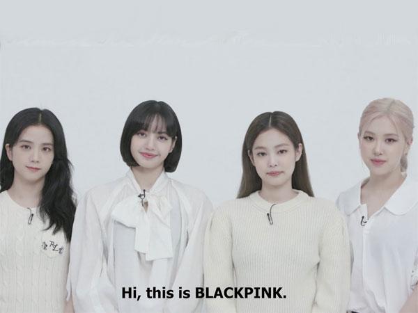 BLACKPINK Suarakan Masalah Perubahan Iklim dalam Video Kampanye PBB