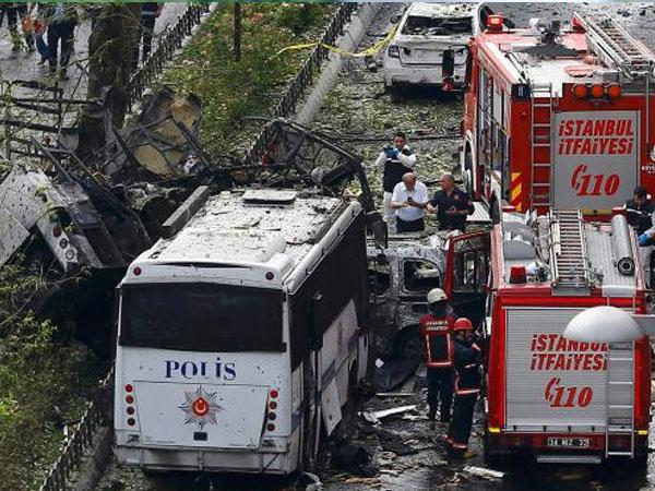 Pemerintah Indonesia Kecam Aksi Serangan Bom di Istanbul Saat Ramadhan