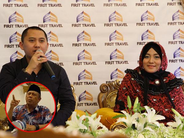 Ini Alasan Pengacara Bos First Travel Mundur dari Kasus Penipuan 35 Ribu Jemaah