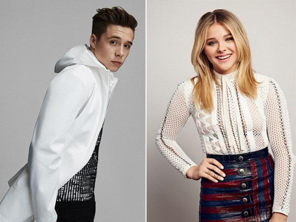 Saling Unfollow Akun Twitter, Ada Apa dengan Brooklyn Beckham dan Chloe Moretz?