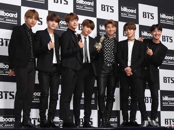 Begini Jawaban BTS Saat Ditanyai Adakah Minat Masuki Pasar Musik Amerika