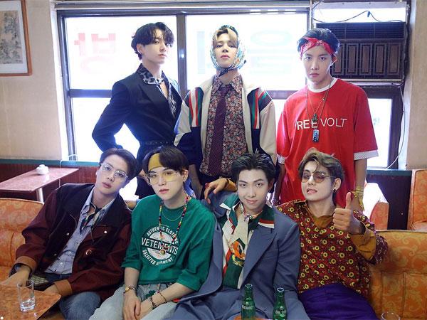BTS 'Dynamite' Masih Berjaya di Chart Billboard, Bagaimana dengan 'Life Goes On'?