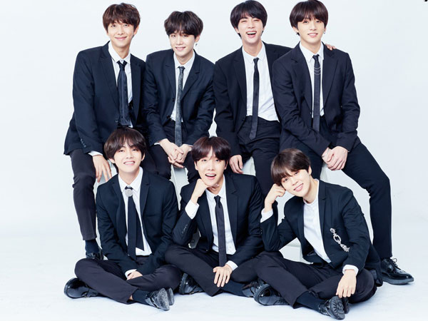 #AnswerIsComing! BTS Siap Rilis Album Terakhir dari Seri 'Love Yourself' Bulan Depan