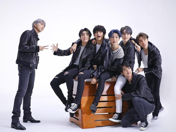 BTS Catat Penjualan Album Terbanyak Selama Seminggu dalam Sejarah Gaon Chart