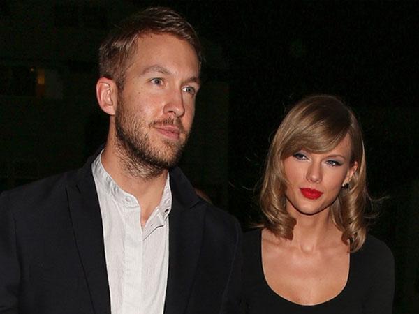 Calvin Harris Siapkan Cincin Tunangan untuk Taylor Swift Seharga Rp 6,7 M?