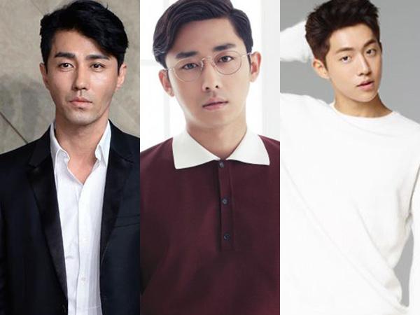 Susul Cha Seung Won dan Son Ho Joon, Nam Joo Hyuk Siap Jadi Member Baru di 'Three Meals A Day'