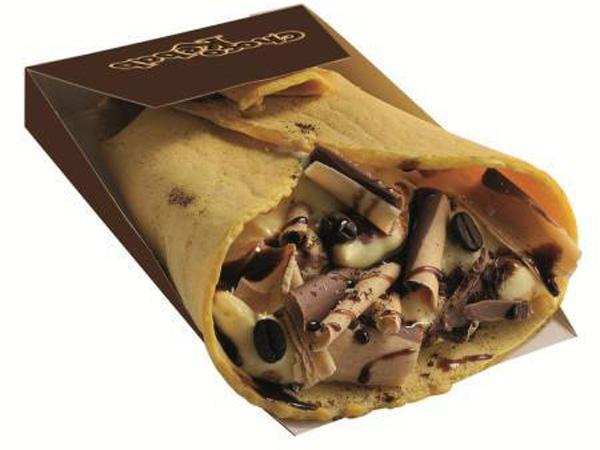 Yummy! Ini Dia Kebab Rasa Coklat Pertama Di Dunia