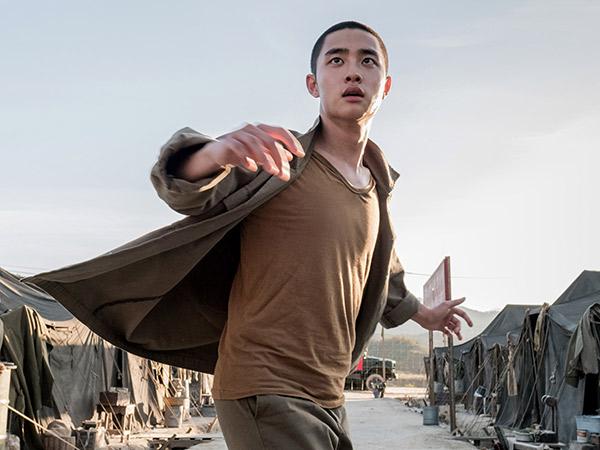 Film D.O EXO 'Swing Kids' Telah Rampungkan Proses Syuting, Kapan Tayang?