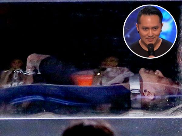 Aksi Menegangkan Demian Aditya di 'America's Got Talent' Bikin Merinding!