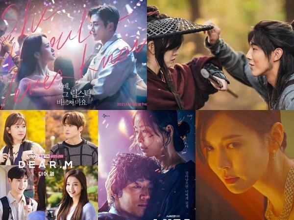 5 Drama Korea yang Paling Dinantikan Tahun 2021 (Part 1)
