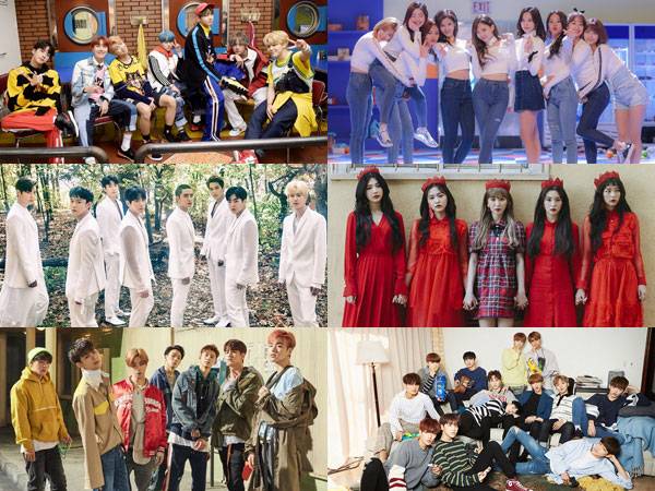 BTS Hingga SEVENTEEN Masuk Daftar Grup K-Pop Terbaik Versi Majalah TIME