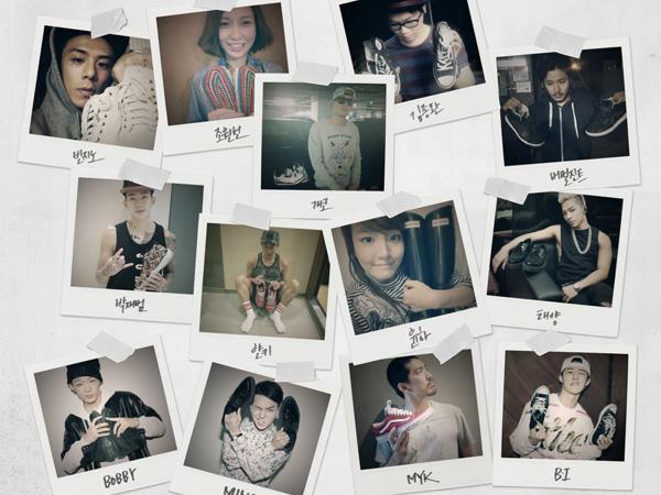 Taeyang Big Bang, Mino WINNER, B.I, dan Musisi Hip Hop Lainnya Ramaikan Album Baru Epik High!