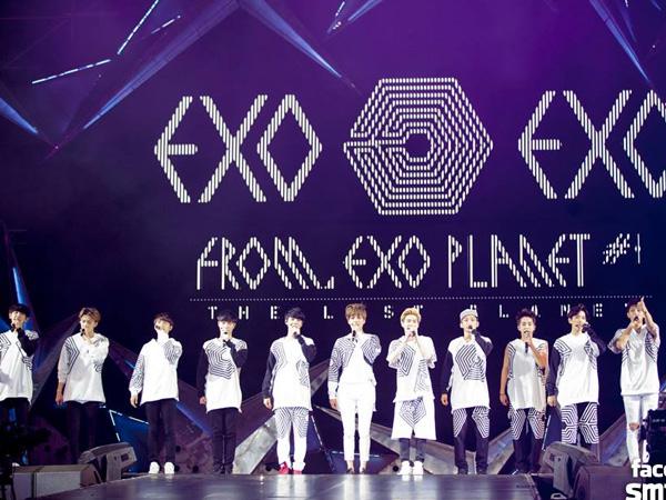 Tak Jadi Comeback Oktober, EXO Tetap akan Rilis Lagu Baru Sebelum Akhir Tahun?