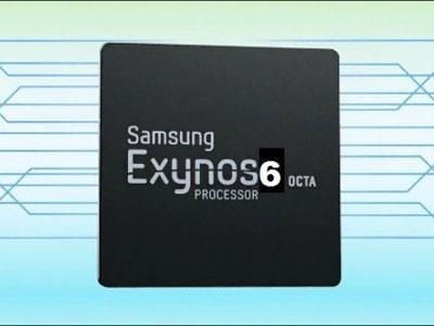 Exynos 6, Prosesor 64 Bit Garapan Samsung