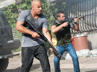 Vin Diesel Syuting Film Marvel Sebelum Fast & Furious 7