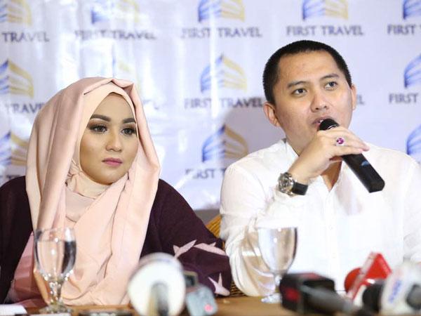 Pengakuan Mengejutkan Bos First Travel Saat Ditanya Soal Uang 35 Ribu Jemaah