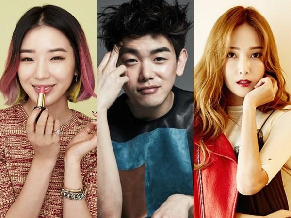 Atlet Hingga Youtuber, Sederet Selebriti Korea Sukses Ini Masuk Daftar Forbes '30 Under 30 Asia'