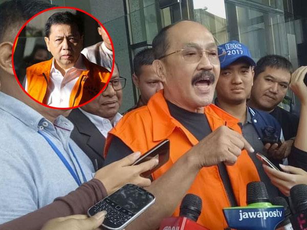 Ditangkap karena Bela Setya Novanto, Fredrich Yunadi: Saya Dibumihanguskan KPK