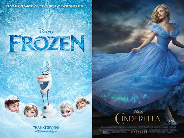 Disney Akan Rilis Film Pendek 'Frozen' di Bioskop Bareng 'Cinderella' Tahun Depan?