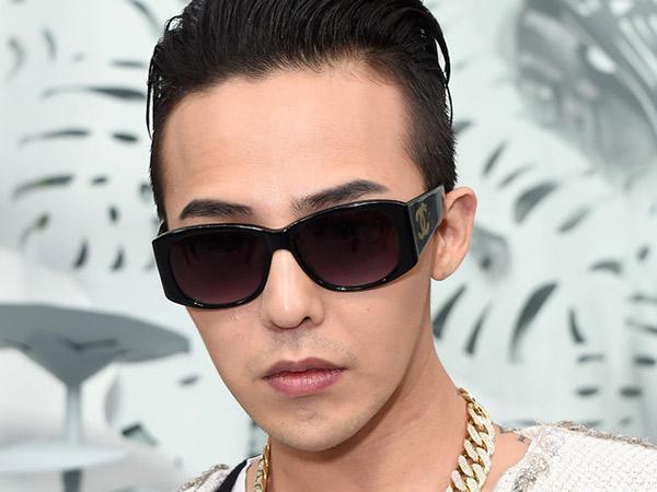 Duh, Album USB G-Dragon Ternyata Bisa Luntur?