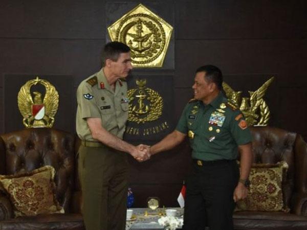 Datang Langsung ke Jakarta, Indonesia Terima Permintaan Maaf Militer Australia