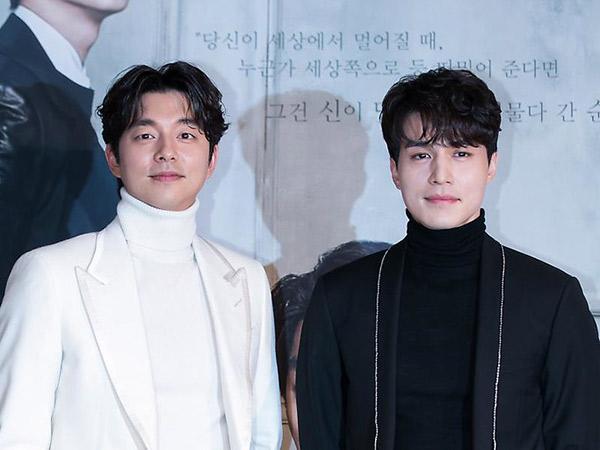 Lee Dong Wook Kirim Dukungan Manis untuk Gong Yoo di Lokasi Syuting Film 'Seo Bok'