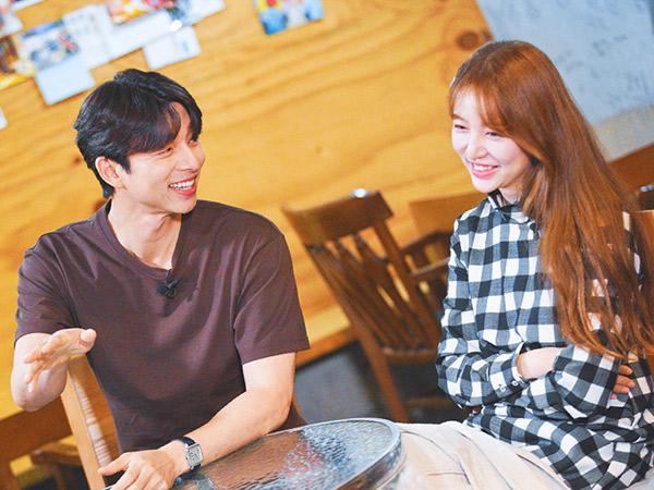 Gong Yoo dan Yoon Eun Hye Santai Bahas Rencana Nikah dan Adegan Mesra