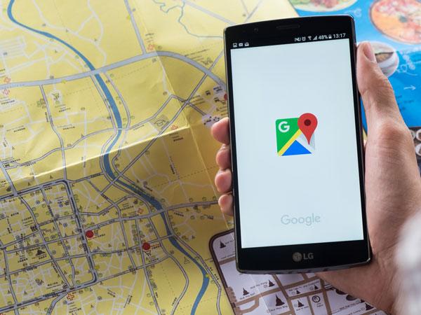Google Rilis Fitur Rute Khusus Sepeda di Google Maps