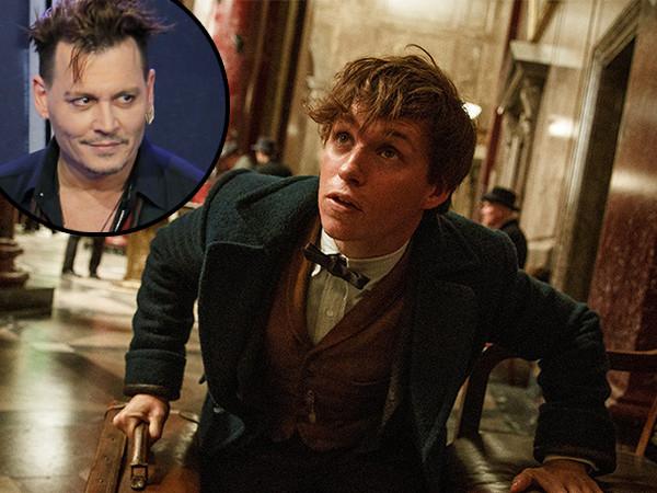 Bikin Histeris, Ini Alasan Johnny Depp Dipilih Jadi Penyihir 'Terjahat' di 'Fantastic Beasts'