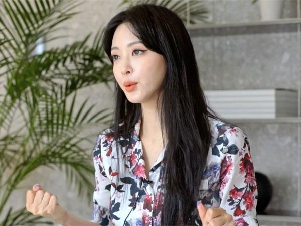 Han Ye Seul Tepis Rumor Dirinya Terlibat Kasus Burning Sun
