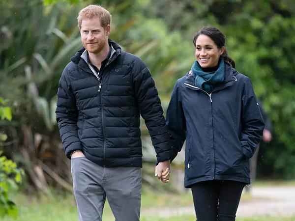 Diam-Diam Meghan Markle-Pangeran Harry Beli Rumah Baru
