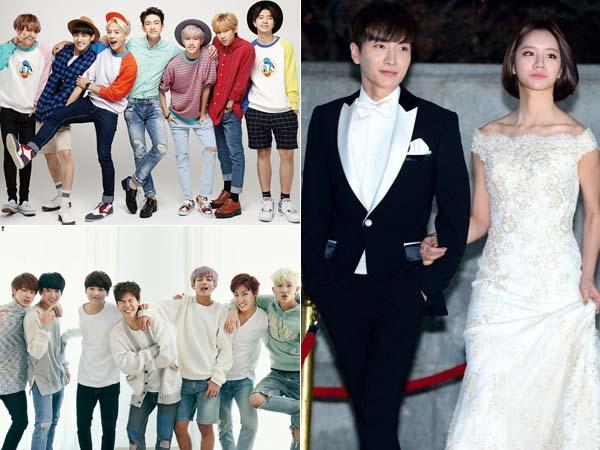 Seru, Simak Enam Aksi Iseng 'Kamera Tersembunyi' Para Idola K-pop Di Berbagai Acara Ini