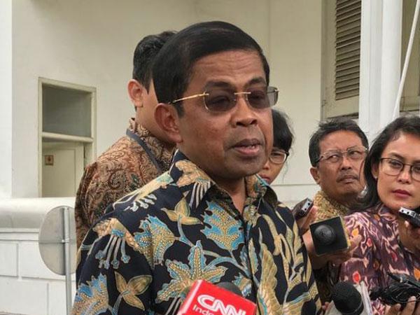 Mensos Idrus Marham Undur Diri Jadi Menteri Jokowi, Karena Terjerat Kasus di KPK?
