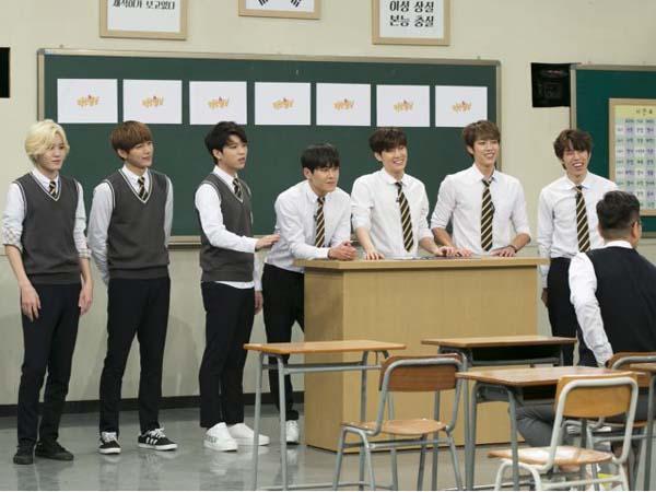Kocak, Penyanyi Senior Ini Tulis Nama Unik Saat Diminta Tebak Member Infinite di 'Knowing Brother'