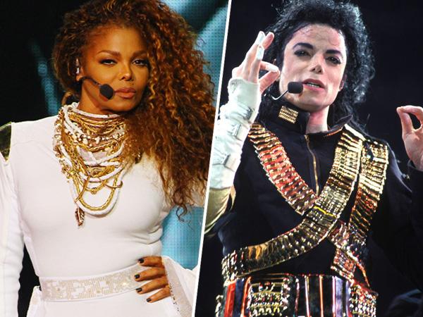 Kenang Sang Kakak, Bayi Janet Akan Diberi Nama Michael Jackson?