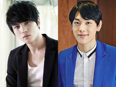 Wah, Jaejoong JYJ & Siwan ZE:A Ketahuan Sedang Bermain Judi?