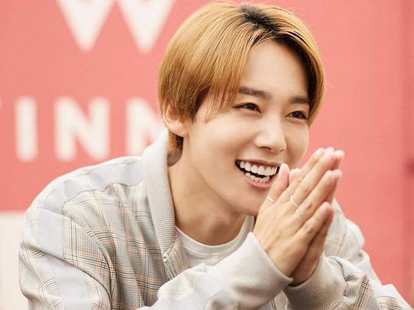 #HappyJinwooDay! Yuk Simak Fakta Menarik dari Kim Jinwoo WINNER