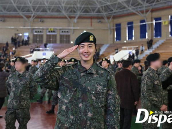 Siap Jadi PNS Usai Pelatihan Dasar, Jung Il Woo Kecewa Tak Bisa Wamil Sebagai Tentara