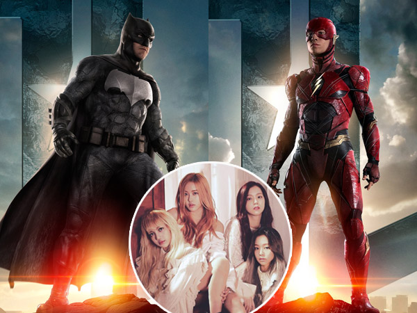 'Selipan' Cameo Black Pink Konfirmasi Super Hero 'Justice League' Ini Fanboy K-Pop?
