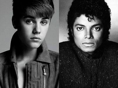 Wah, Lagu Kolaborasi Justin Bieber dan Michael Jackson Bocor di Internet!