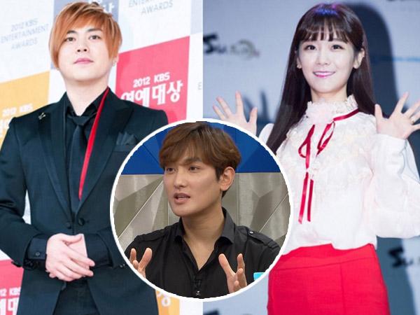 Sebagai Mantan Satu Grup, Kangta Bahkan Tak Tahu Moon Hee Jun dan Soyul Pacaran?