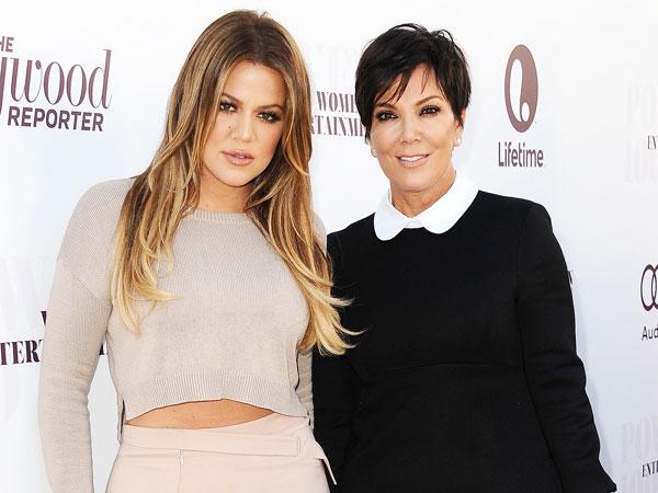 Khloe Kardashian Dan Kris Jenner Ungkap Alasan Pilih Nama Unik Untuk Anaknya