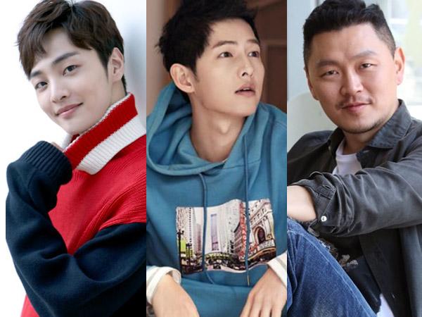 Gak Cuma Idola K-pop, Sederet Aktor Ini Ternyata Juga Jago Nge-Rap!