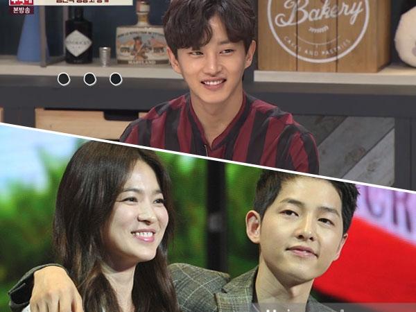Cerita Kim Min Suk Dapat Hadiah dari Song Song Couple, Bentuk Sogokan Tutup Mulut?