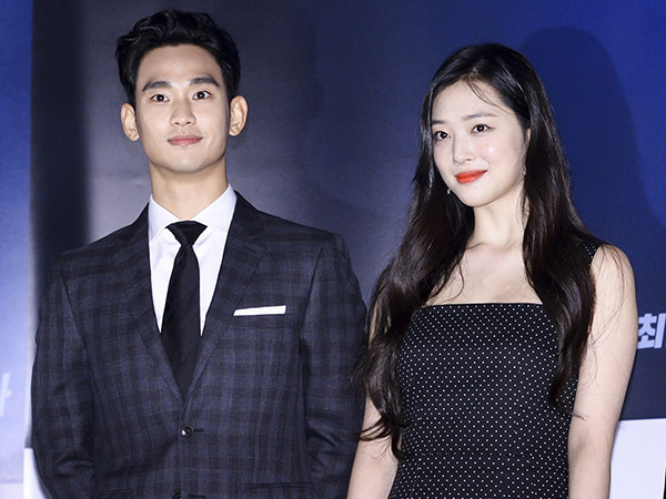 Kim Soo Hyun Bicara Soal Adegan Dewasanya Dengan Sulli, Banyak Salahnya?