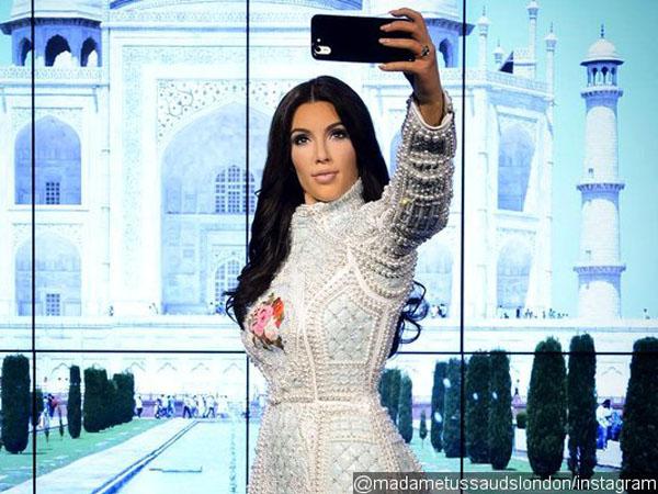 Museum Madame Tussauds Hadirkan Patung Lilin Kim Kardashian yang Bisa Selfie