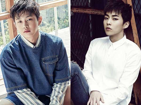 Punya Nama Sama dengan Xiumin EXO, Kim Min Suk Sempat Ingin Ganti Nama?