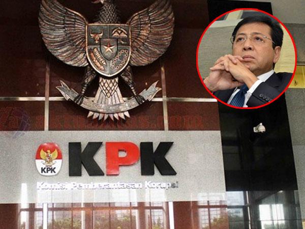 Reaksi KPK Soal Ancaman Pengacara Setya Novanto