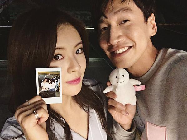 PDKT dari 'Running Man', Lee Kwang Soo dan Lee Sun Bin Dikonfirmasi Pacaran